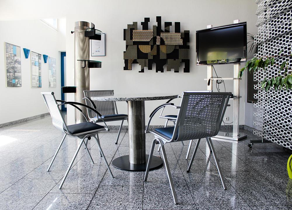 Furniture Dillinger Fabrik gelochter Bleche GmbH